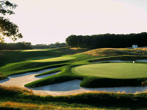 Manhattan to Bethpage Black Course